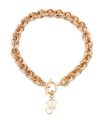 JW Anderson necklace mcmag.ru
