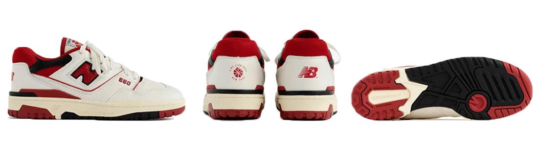 Купить кроссовки Aimé Leon Dore x New Balance 550