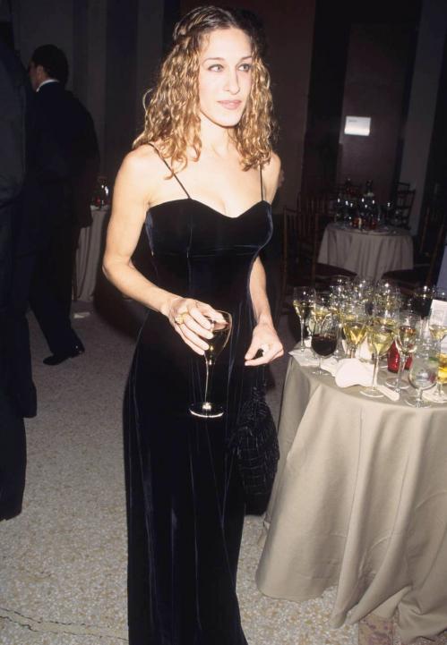 Met Gala 1995: «Haute Couture» Сара Джессика Паркер