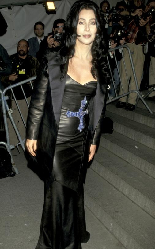 Met Gala 1997: «Gianni Versace» Шер