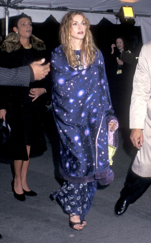 Met Gala 1997: «Gianni Versace» Мадонна
