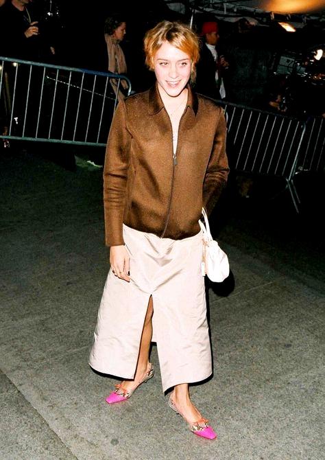 1998: «Cubism and Fashion» Хлои Севиньи
