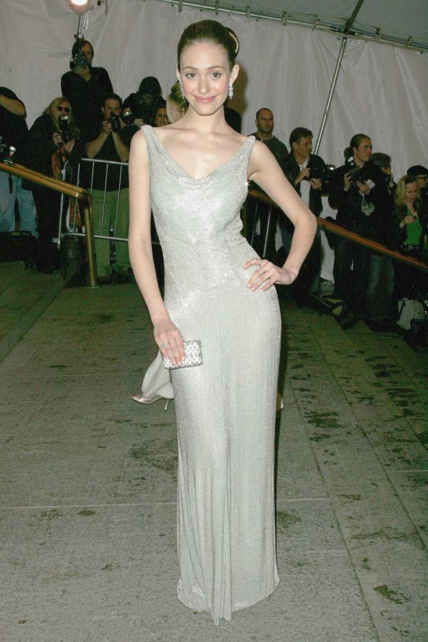 Met Gala 2005: «The House of Chanel» Эмми Россум