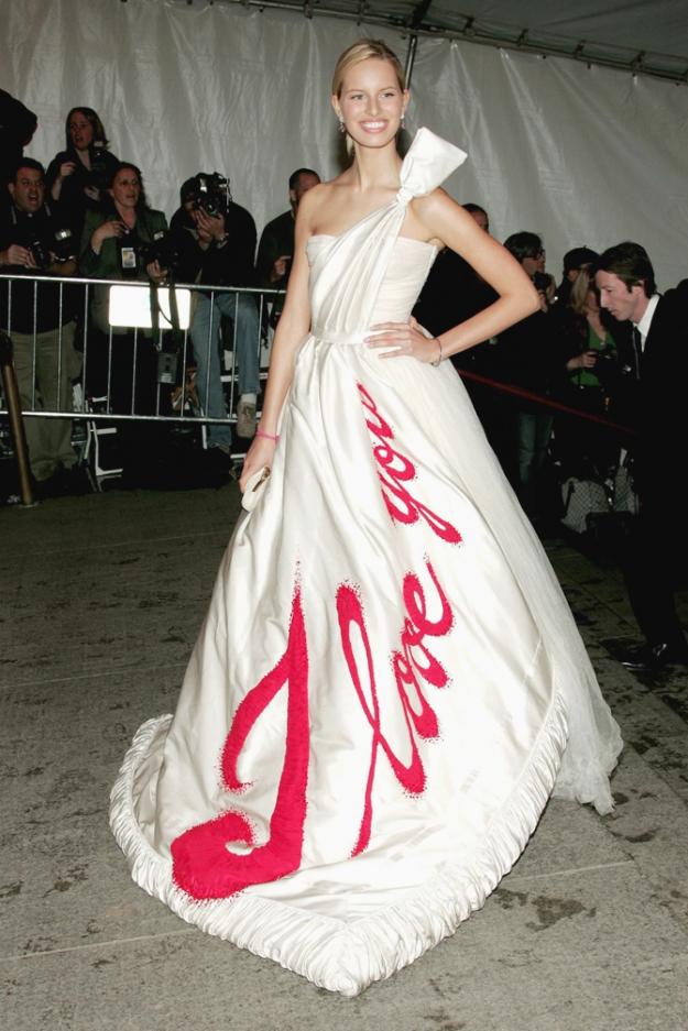 Met Gala 2005: «The House of Chanel» Куркова