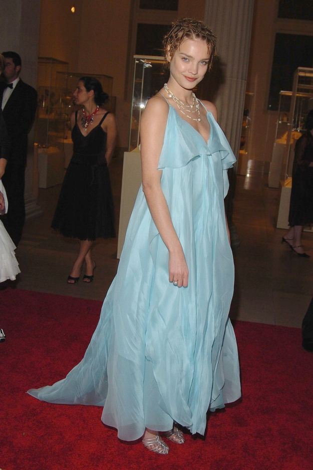 Met Gala 2005: «The House of Chanel» Наталья Водянова