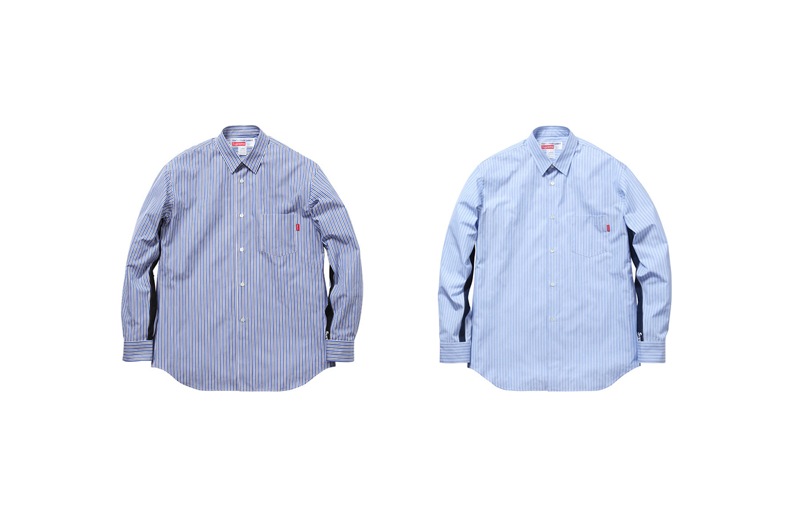 Supreme x Comme des Garcons Shirt Spring Summer 2012