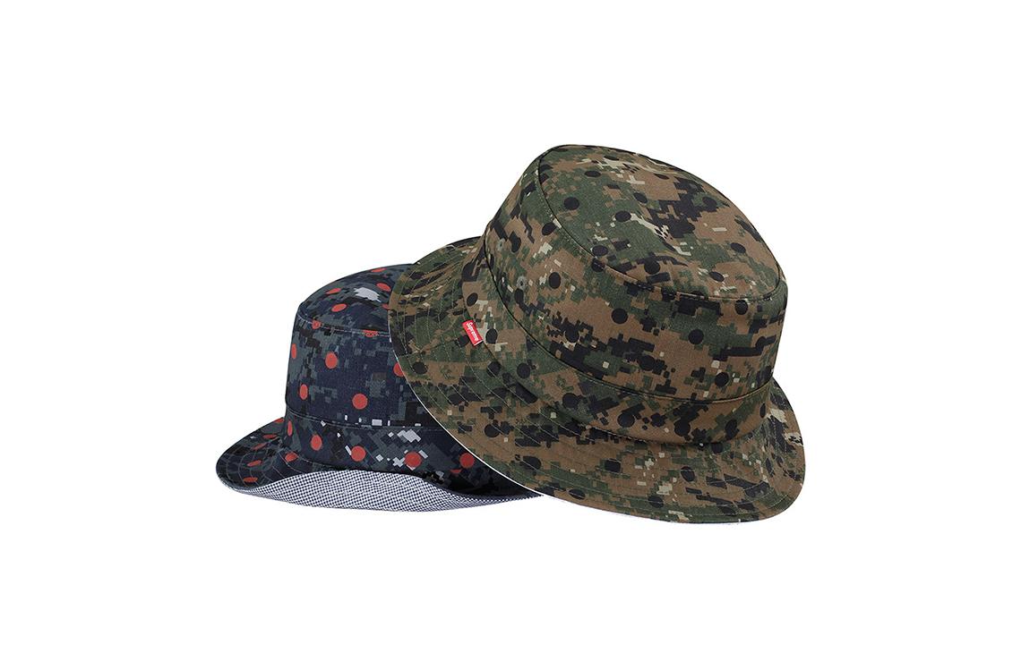 Supreme x Comme Des Garcons Spring Summer 2013 bucket hat