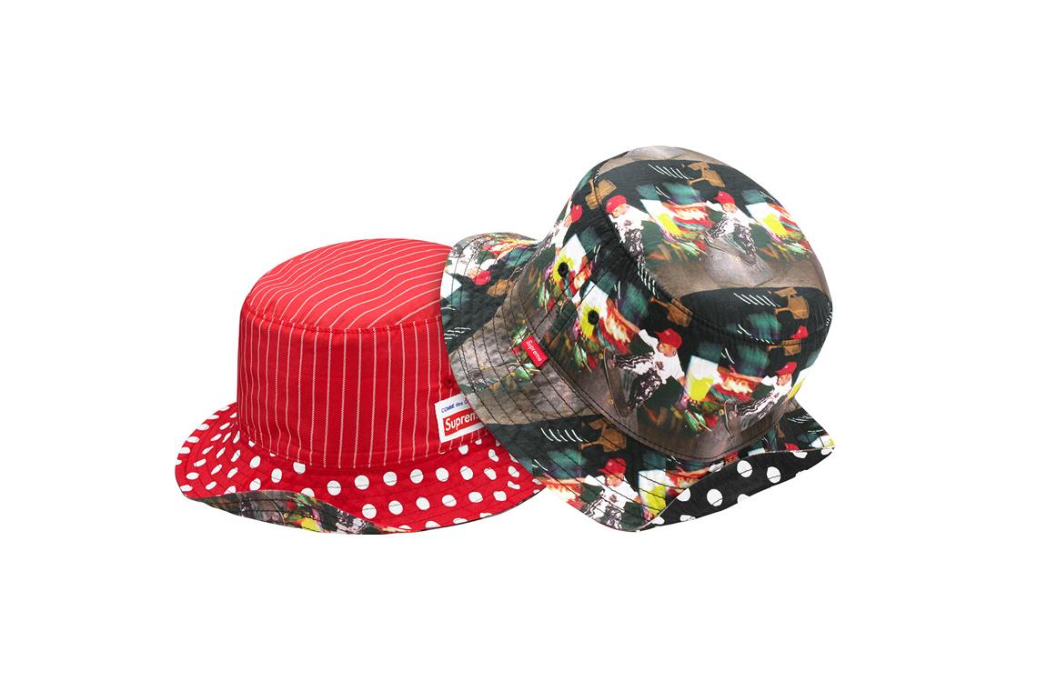 Supreme x Comme Des Garcons Spring Summer 2014 bucket hat
