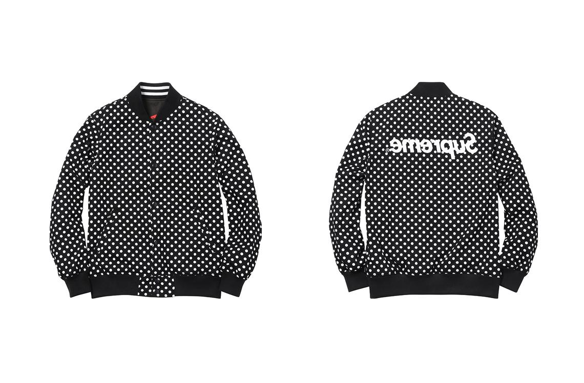 Supreme x Comme Des Garcons Spring Summer 2014 jacket 2