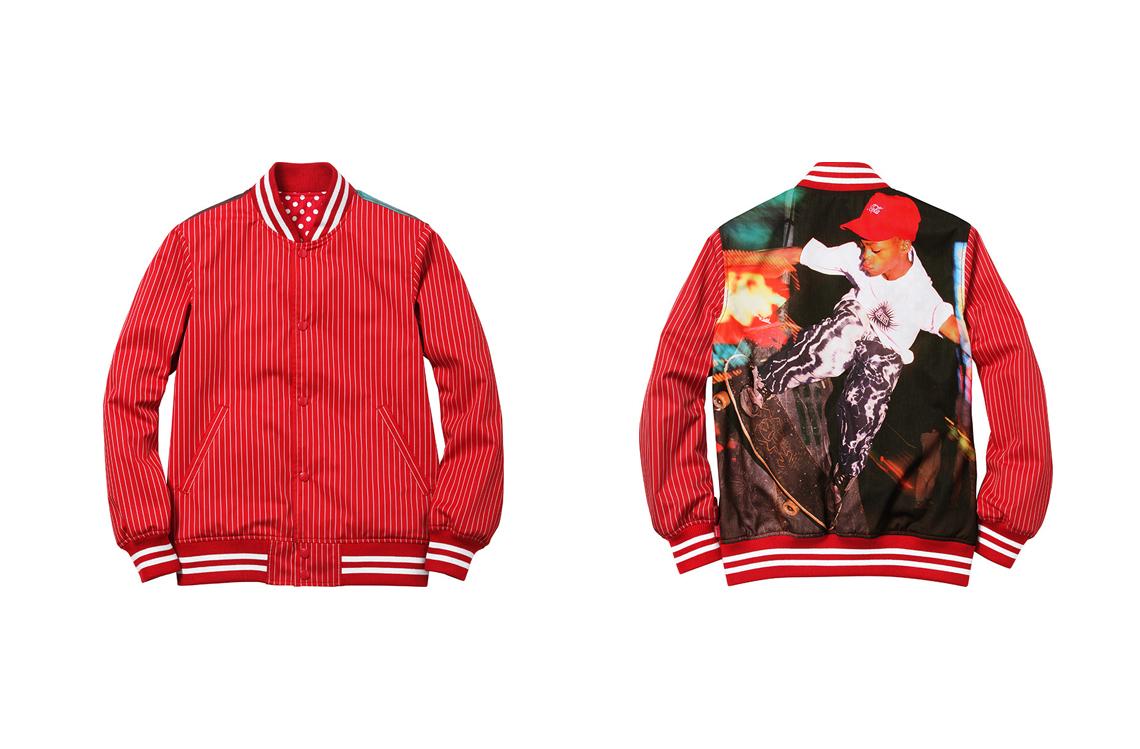 Supreme x Comme Des Garcons Spring Summer 2014 jacket