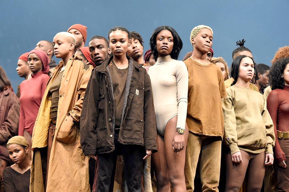 Yeezy Season 3 Fashion Show