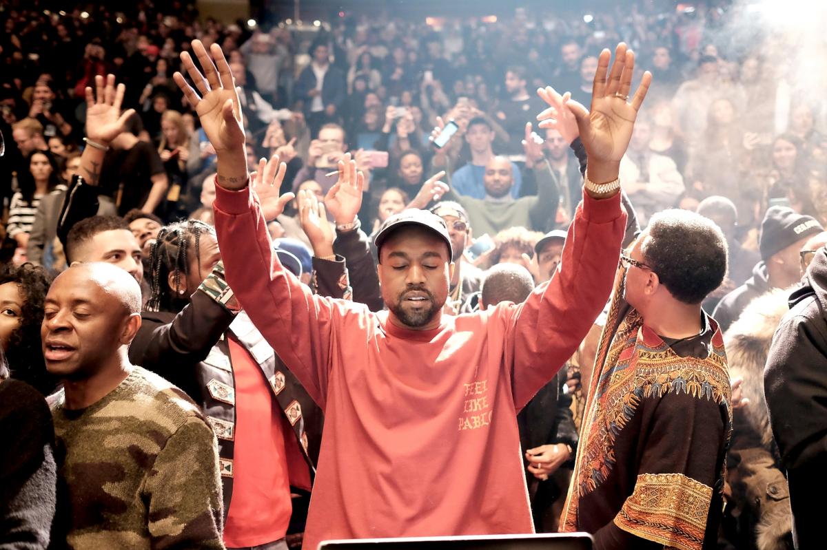 Yeezy Season 3 Kanye West